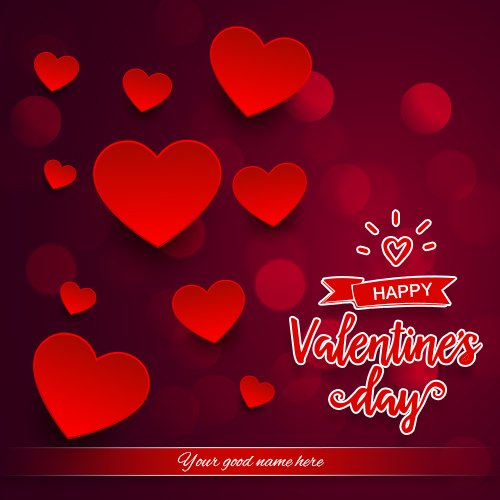 Valentine Day 2021 Images With Name