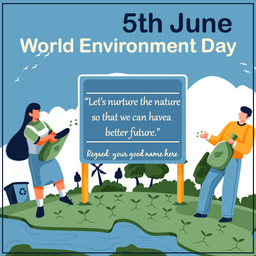 Happy World Environment Day Wishes Quotes Images