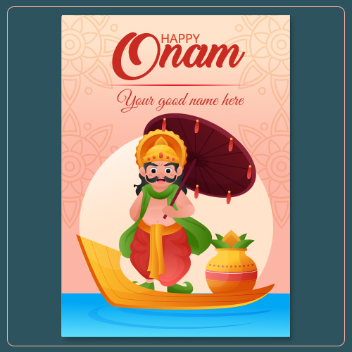 Happy Onam Day Wishes 2021 Images With Name