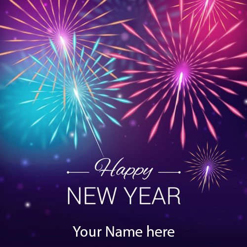 Beautiful Happy New Year 2021 Images With Name
