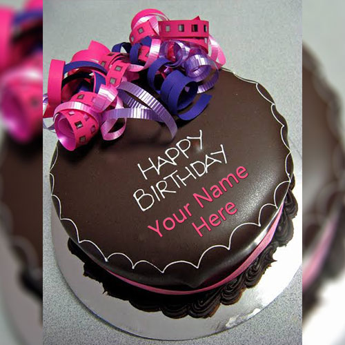 Happy Birthday Cake Images With Name and Photo Editor