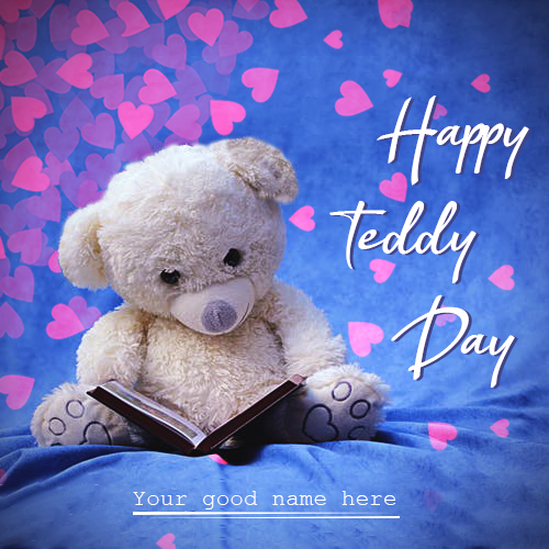 Teddy Bear With Name