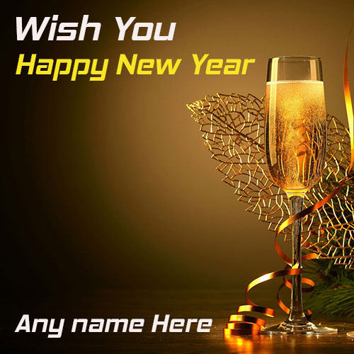 Write Name On 2020 Happy New Year Pics With Name