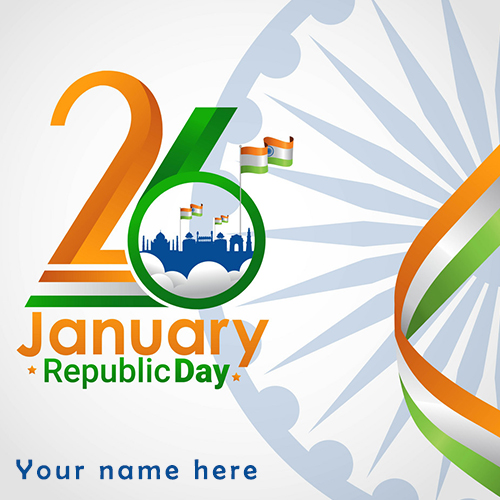 26th January Republic Day Images 2021 With Name